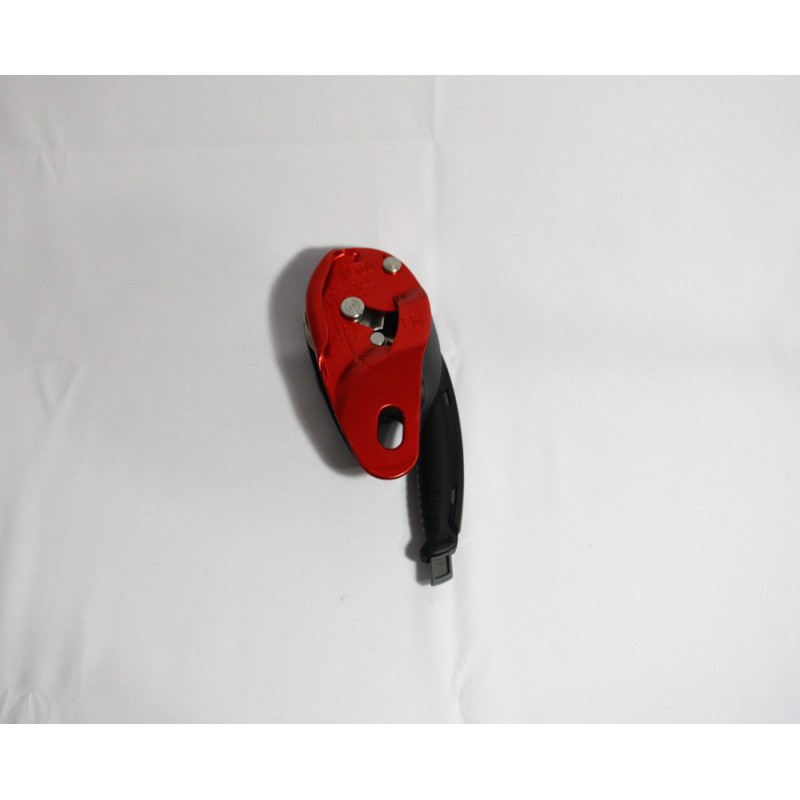 Descendedor Id Autofrenante Para Cuerda 11.5 A 13mm Petzl