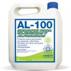 Shampoo para alfombras  Galón X 4 Lt