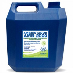Ambientador líquido Cuñete x 20 Lt