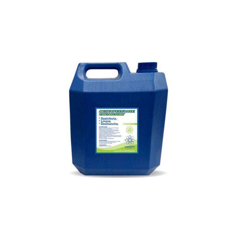 Desinfectante chemistry Cuñete x 20 Lt