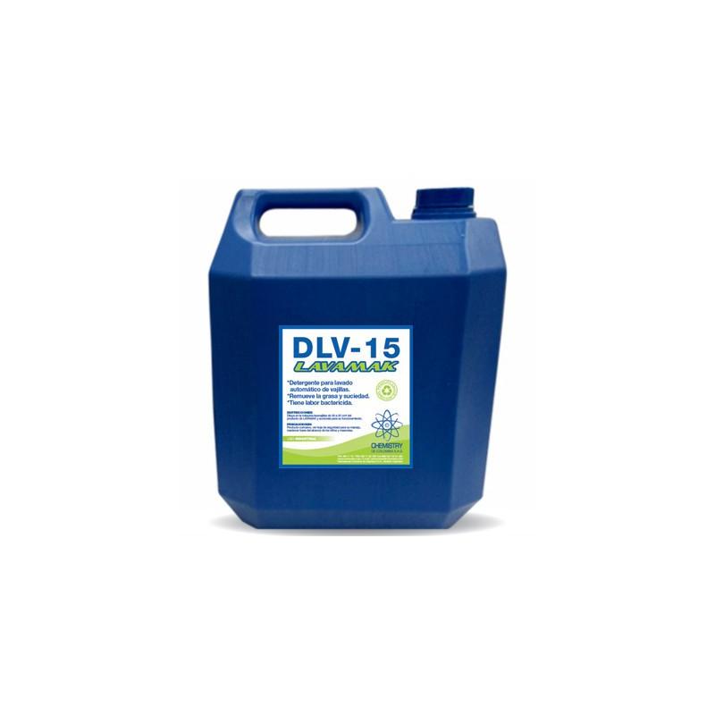 Detergente líquido para maquina Cuñete x 20 Lt