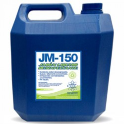 Jabón Antibacterial líquido para manos Cuñete x 20 Lt