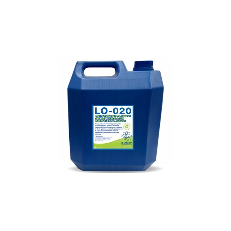 Desengrasante desoxidante fosfatizante Cuñete x 20 Lt
