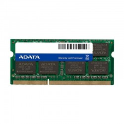 Memoria Adata Para Portatil 2 Gb Ddr3L 1600 Mhz 512X8 Low Voltage Sodimm