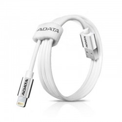 Cable Usb/Lightning Color Plata