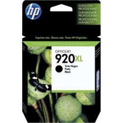 HP 920XL BLACK OFFICEJET INK