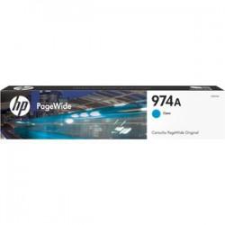 HP 974A Cyan Cartridge