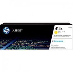HP 414X Yellow LaserJet Toner Cartridge