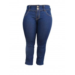 Blue Jean Dama Stretch