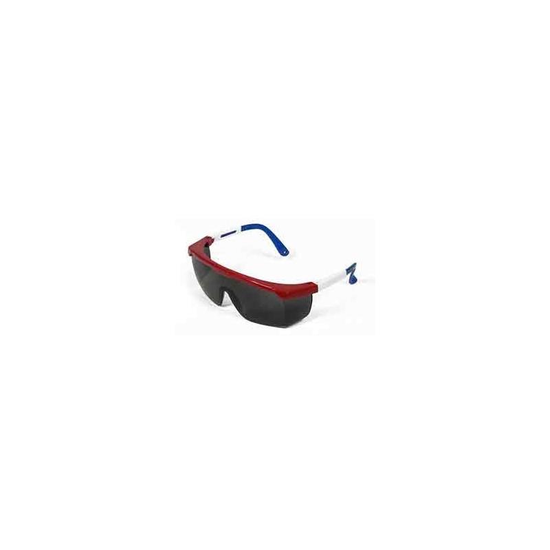 Gafa Top Gun Lente Gris Steelpro 500570