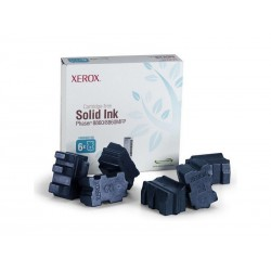 XEROX TINTA SOLIDA CYAN 8860W (6 STICKS) 18