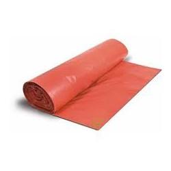 BOLSA Plastico  Roja 55x55x...