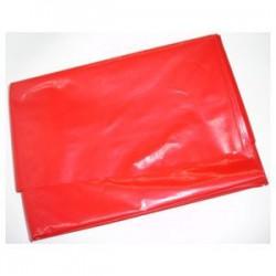 BOLSA Plastico Roja 90x120x10 Unid.