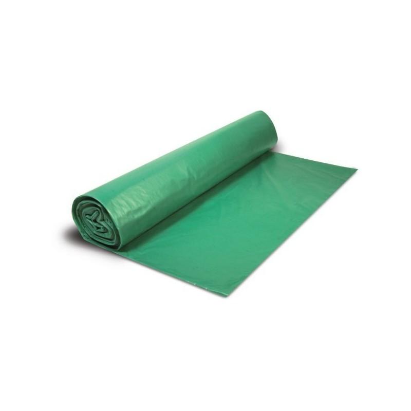 BOLSA Plastico Verde 55x55x10 Unid. C-1,6