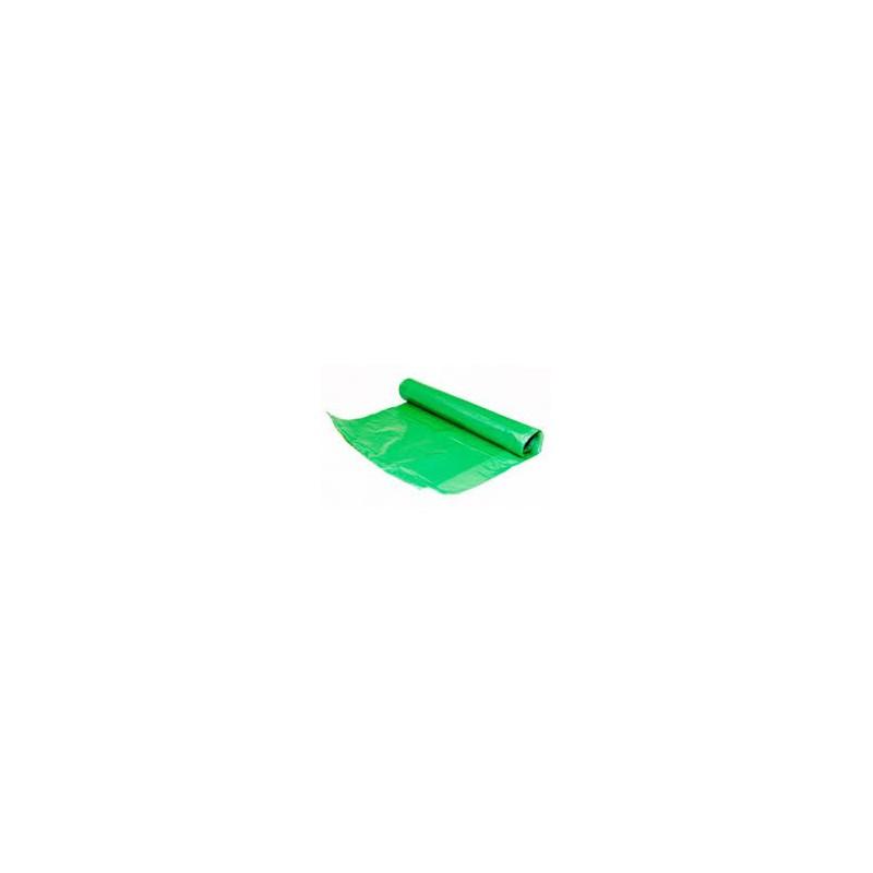BOLSA Plastico Verde 90x120x10 Unid. C-1,6
