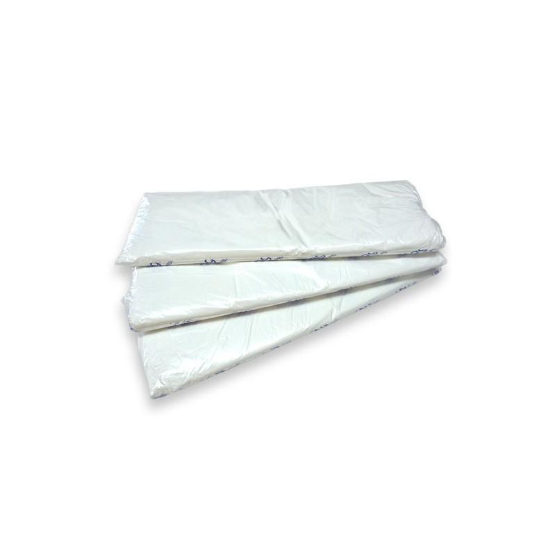 BOLSA Plastico Blanca 10x14 x100 Unid.