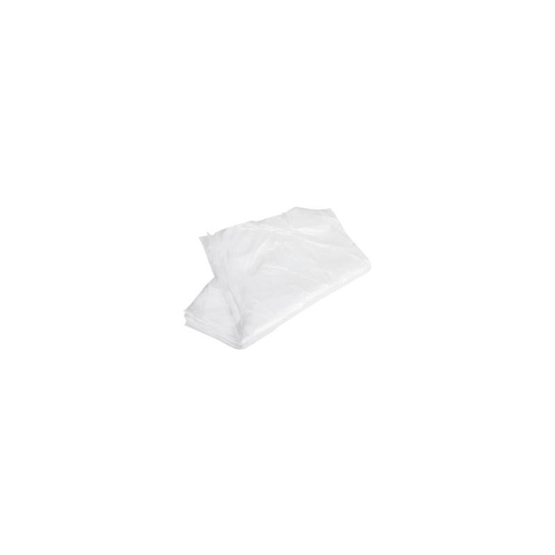 BOLSA Plastico Blanca 14x20 x100 Unid.