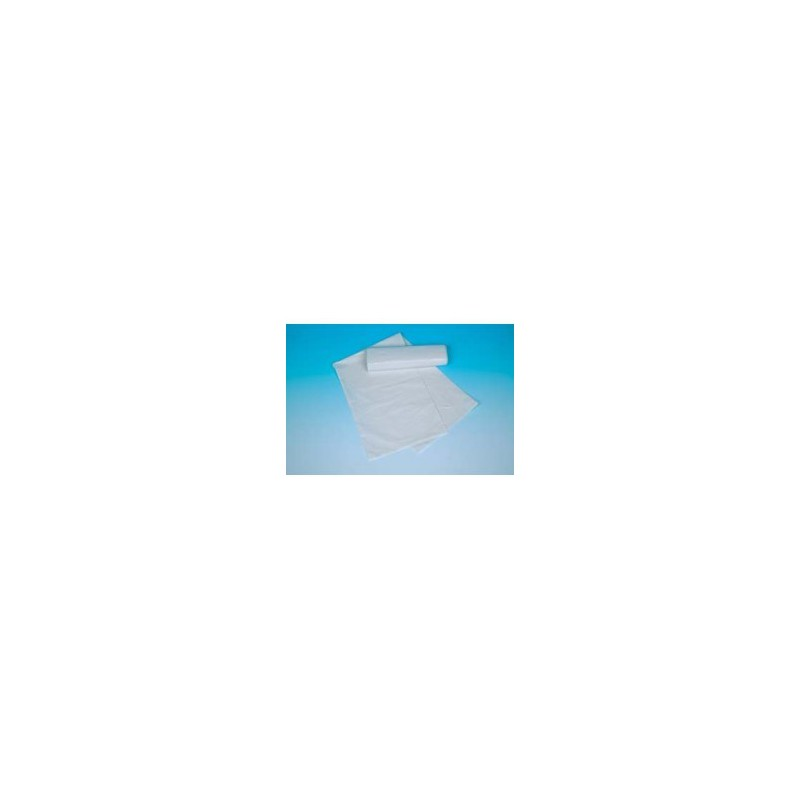 BOLSA Plastico Blanca 8x12 x100 Unid.