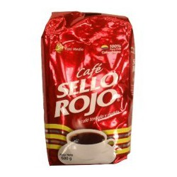 CAFÉ Sello Rojo x 5 Lbs...