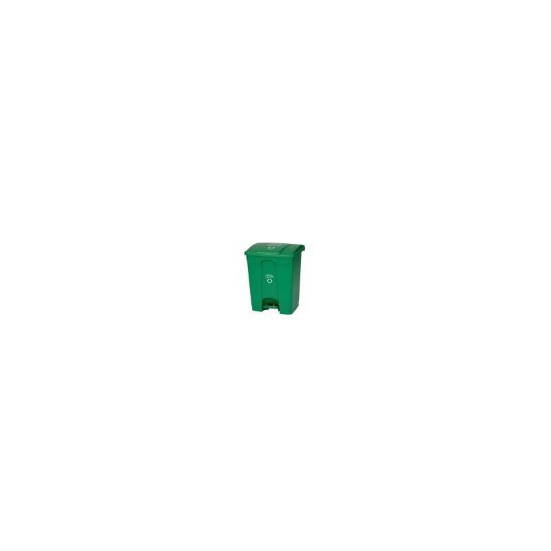 PAPELERA Vaiven 53 Lts Verde