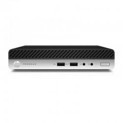400 G5 Dm Intel Core I5-9500T 500Gb 8Gb Windows 10 Pro 3-3-3 Security Dual Vesa Slv V2/Warr 1/1/1