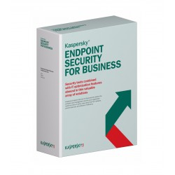 Kaspersky Endpoint Security for Business - Select Latin America Edition. 50-99 Node 1 year Renewal License