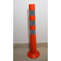 Hito De Señalización Vial Naranja (No Incluye Pernos)