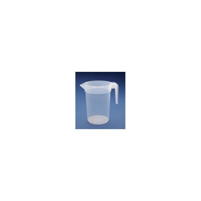 JARRA Plastica 1-Litro