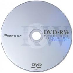 DISCO DVD  RW