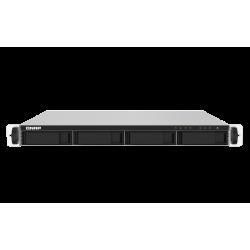 Nas Rack 1u 4-Bay Qnap Ts432xu Alpine Quad Core 1.7ghz, Ddr4 2gb (Max 16gb), 4xlan