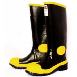 Bota Argyll Safety (Franja Amarilla) (Talla 36-45) Ref.2010090