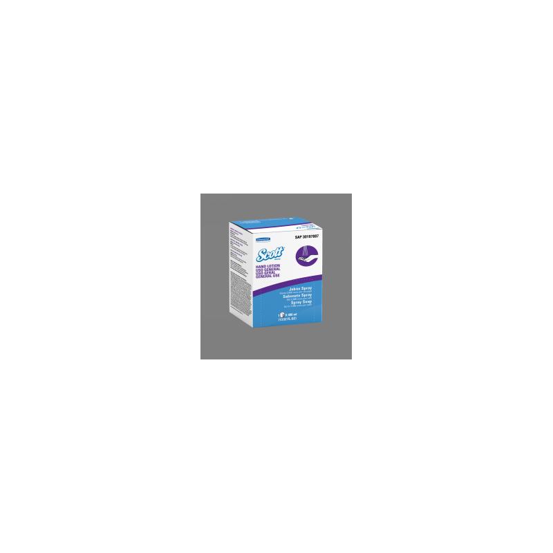 Jabón en Spray Para 2.000 usos x 400 Ml