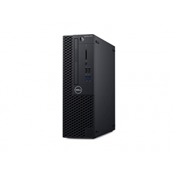 PC Dell OptiPlex 3080 SFF, Intel Core i3-10100 de décima generación (4 núcleos, caché de 6 M, 3,6 GHz a 4,3 GHz), Memoria DDR4 n