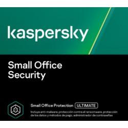 Kaspersky Small Office Security | 1 a 15 dispositivos | 1 a 3 años