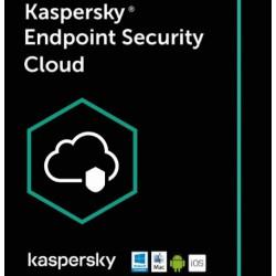Kaspersky Endpoint Security Cloud | 10 a 500 dispositivos | 1 a 3 años