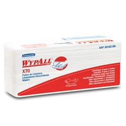 Wypall X70 x 50 Paños Interfold (42 x 25 cm)-