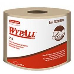 Limpión Wypall L10 x 650 mts - HojaSencilla28gr - Sin precorte