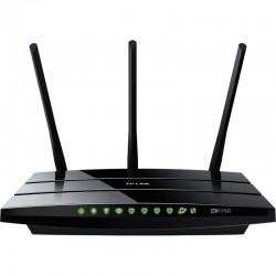 Router TPLINK Inalambrico doble banda AC 1750 Dual Band Gigabit 3 Antenas externas