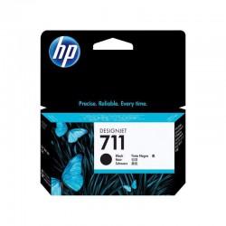Cartucho de tinta DesignJet HP 711 de 38 ml negro