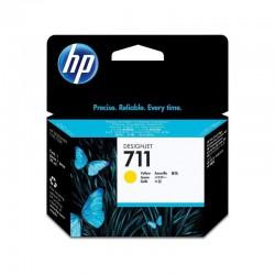 Cartucho de tinta DesignJet HP 711 de 29 ml amarillo