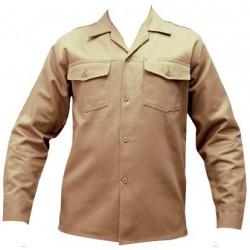 Camisa Manga Larga en Dril