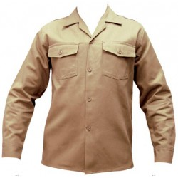 Camisa Manga Larga en Drill