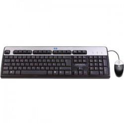 HP USB BFR-PVC US Keyboard/Mouse Kit