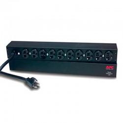 Apc Rack Pdu Basic 1U 20A 120V 10 5-20 5-20P