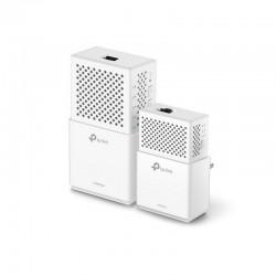 Power Line TPLINK Kit de Extensor inalambrico Doble banda AC750 Paquete Doble