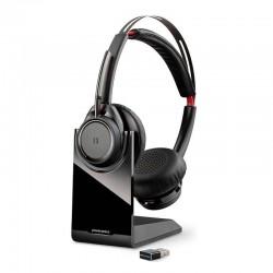 Voyager Focus Uc Bt Headset, B825-M, Ww