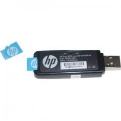 HP Dual 8GB microSD EM USB Kit
