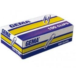 GANCHO Clip Standart Caja x 100 Unid