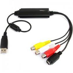 Capturadora RCA S-Video a USB