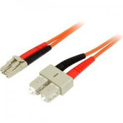 3m Multimode Fiber Patch Cable LC - SC